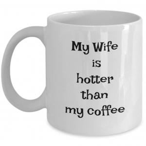Romantic Gift For Husband Personalized Coffee Mug