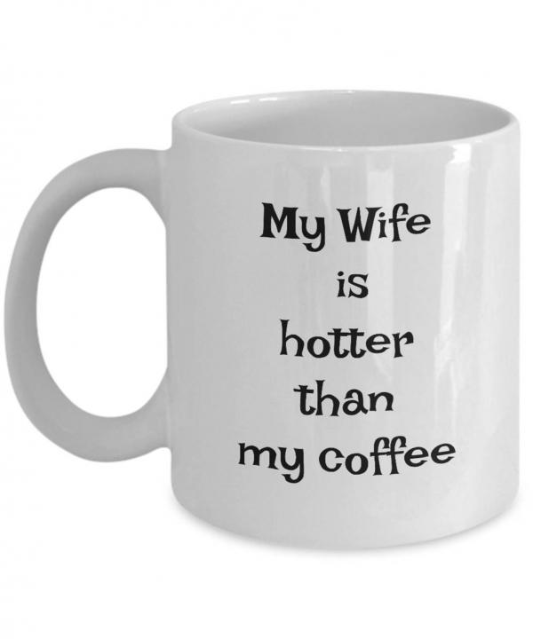 Wife Personalized Coffee Mug