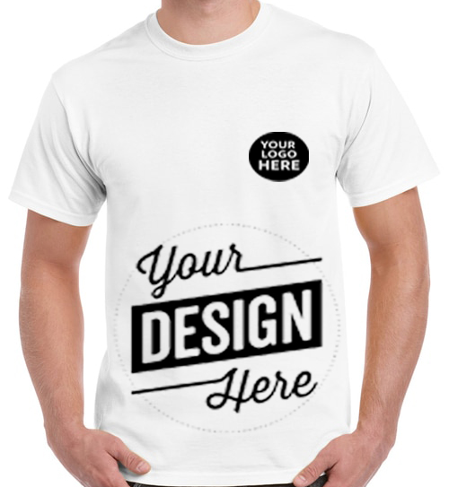 Apparentemente Umano campana  Customize / Branding / Personalised Printed T-Shirts - Design your own T- Shirts (white) - Varcosa